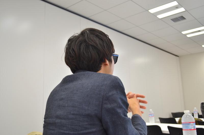 エージェントP 01