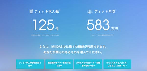 MIIDASスクリーンショット01